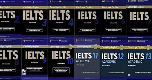 Cambridge IELTS Practice Tests Series